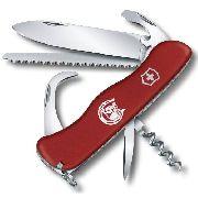 Canivete Suíço Victorinox Equestrian Vermelho 12 Funções 111mm 0.8583
