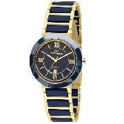 Relógio Technos Feminino Cerâmica Azul 34mm 2015CE/5A