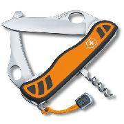 Canivete Victorinox Hunter Xs Laranja/Preto 5 Funções 111mm 0.8331.MC9