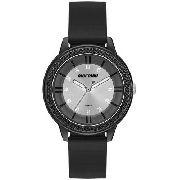 Relógio Mormaii Feminino Wave MO2035KC/8K Silicone