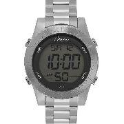 Relógio Condor Masculino Digital COBJ3463AB/2K Prateado