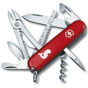 Canivete Suíço Victorinox Angler Vermelho 19 Funções 91mm 1.3653.72