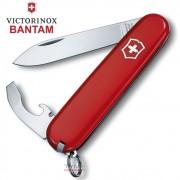 Canivete Victorinox Bantam Vermelho 84mm 8 Funções 0.2303