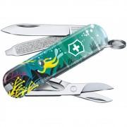 Canivete Victorinox Classic Deep Dive Edição Limitada 2020 0.6223.L2006