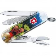 Canivete Victorinox Classic I Love Hiking Edição Limitada 2020 0.6223.L2002