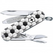 Canivete Victorinox Classic World of Soccer Edição Limitada 2020 0.6223.L2007