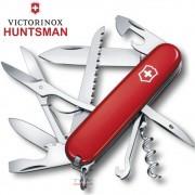 Canivete Victorinox Huntsman Vermelho 15 Funções 91mm 1.3713