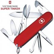 Canivete Victorinox Super Tinker Vermelho 14f 91mm 1.4703