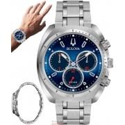 Relógio Bulova CURV Masculino Cronógrafo WB31952F 96A185