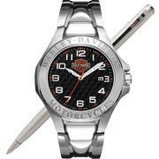 Relógio Bulova Harley Davidson Masculino WH30180T 76B148