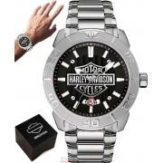 Relógio Bulova Harley Davidson Masculino WH30546T 76B169