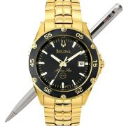Relógio Bulova Marine Star Masculino Wb30757u 98b012