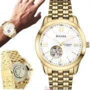 Relógio Bulova Masculino Automático 21 Jewels WB32004H 97A130