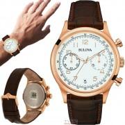 Relógio Bulova Masculino Classic Cronógrafo WB22391B / 97B148