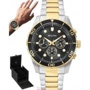 Relógio Bulova Masculino Classic Cronógrafo WB31989P 98A171