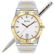 Relógio Bulova Masculino Wb21267b / 98b015