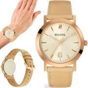 Relógio Bulova Unissex Classic Collection WB27869Z / 97B144