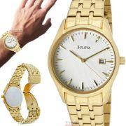 Relógio Bulova Unissex Dress WB21445H / 97B109