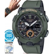 Relógio Casio G-Shock Carbon Core Guard Masculino GA-2000-3ADR