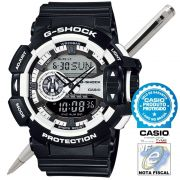 Relógio Casio G-SHOCK Masculino GA-400-1ADR