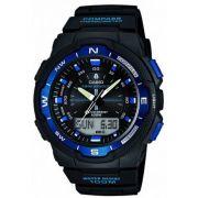 Relógio Casio Masculino Digi/Ana SGW-500H-2BVDR Bússola / Termômetro