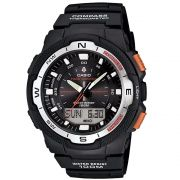 Relógio Casio Masculino SGW-500H-1BVDR Bússola / Termômetro