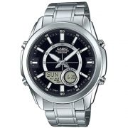 Relógio Casio Masculino World Time Amw-810d-1avdf