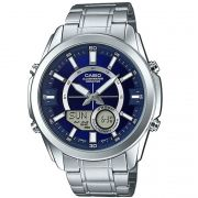 Relógio Casio Masculino World Time Amw-810d-2avdf
