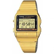 Relógio Casio Vintage Data Bank DB-380G-1DF