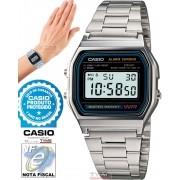 Relógio Casio Vintage Unissex A158WA-1DF