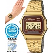 Relógio Casio Vintage Unissex A159WGEA-5DF