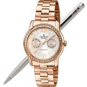 Relógio Champion Feminino Passion CH38468Z Multifunção