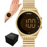 Relógio Euro Feminino Digital Fit Slim EUBJT016AA/4D