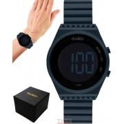 Relógio Euro Feminino Fit Slim EUBJT016AE/4A Azul