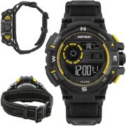 Relógio Mormaii Digital Action MO3231AB/8Y Neoprene