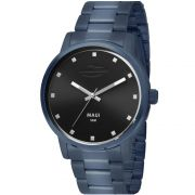 Relógio Mormaii Feminino Maui Azul MO2035FS/4P