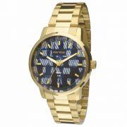 Relógio Mormaii Feminino Maui Dourado MO2036HU/4A