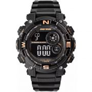 Relógio Mormaii Masculino Digital Acqua Pró MO12579D/8J