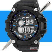 Relógio Mormaii Masculino Digital Wave MO3530A/8A