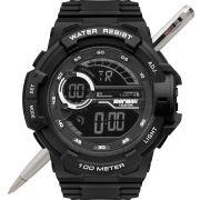 Relógio Mormaii Masculino Digital Wave MO3660AB/8P