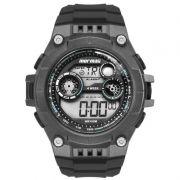 Relógio Mormaii Masculino Wave Digital MO9000B/8A