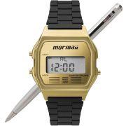 Relógio Mormaii Maui Vintage Digital MOJH02AK/4D Unissex