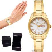 Relógio Orient Feminino Automático 3 Stars 559GP010 B1KX