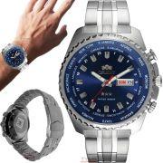 Relógio Orient Masculino Automático 3 Stars 469SS057 D1SX