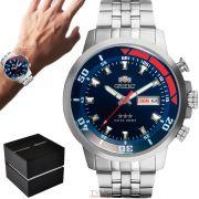 Relógio Orient Masculino Automático 3 Stars 469SS058 D1SX