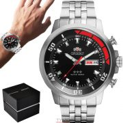Relógio Orient Masculino Automático 3 Stars 469SS058 P1SX