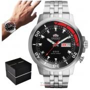 Relógio Orient Masculino Automático 3 Stars 469SS058 P1SX 469SS058F