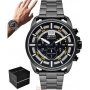 Relógio Orient Masculino Cronógrafo MYSSC008 P1GX