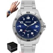 Relógio Orient Masculino MBSS1155A D2SX Analógico