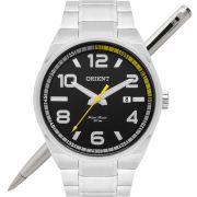 Relógio Orient Masculino MBSS1303 P2SX Analógico